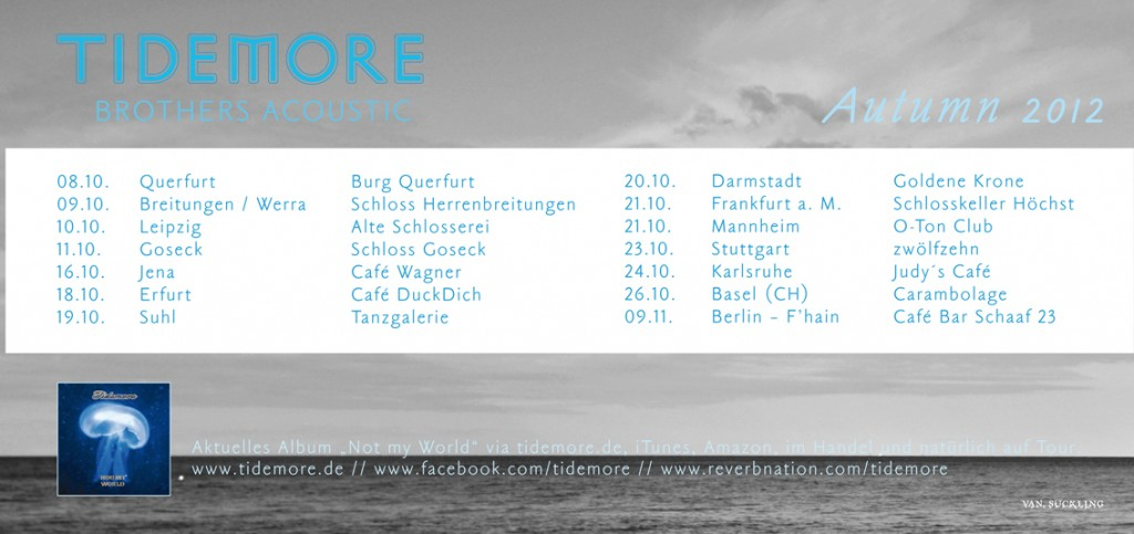 Herbsttour 2012